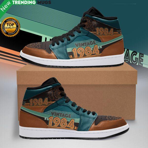 Vintage 1984 Jordan Sneaker Shoes Shoes & Sneaker
