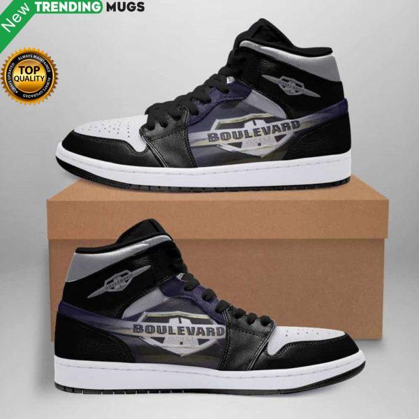 Suzuki Boulevard M109R Air J Sneakers Custom Jordan Shoe Sneaker Dakingmanstore Shoes & Sneaker