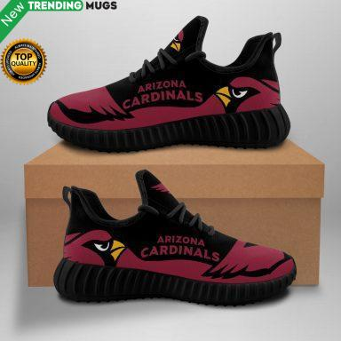 Arizona Cardinals Unisex Sneakers New Sneakers Custom Shoes Football Yeezy Boost Shoes & Sneaker