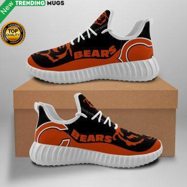 Chicago Bears Unisex Sneakers New Sneakers Custom Shoes Chicago Bears Yeezy Boost Shoes & Sneaker