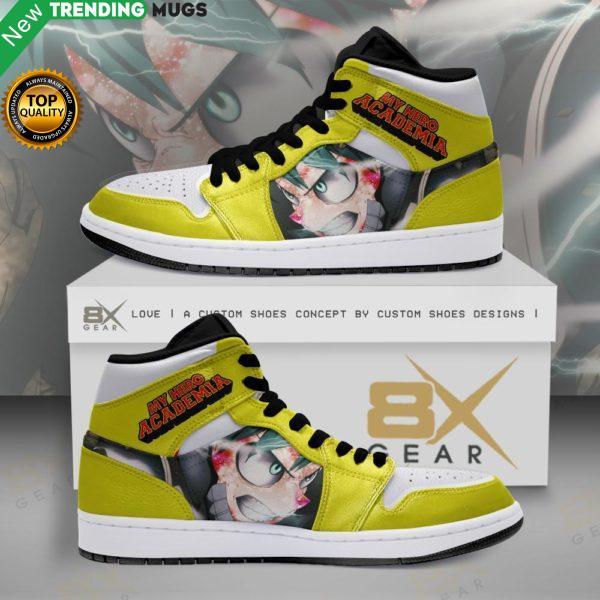 My Hero Academia Jordan Sneakers Midoriya Shoes For Men Shoes & Sneaker