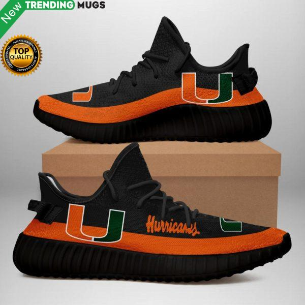 Miami Hurricanes Sneakers Shoes & Sneaker