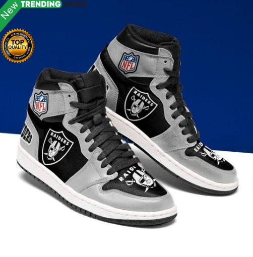 Oakland Raiders Jd Sneakers Custom Jd Shoes Sneaker Shoes & Sneaker
