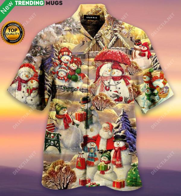 All Hearts Come Home For Christmas Hawaiian Shirt Jisubin Apparel