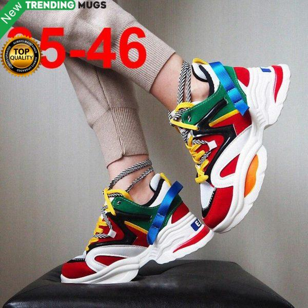 Sooneeya Four Seasons Youth Fashion Trend Shoes Men Casual Ins Hot Sell Sneakers Shoes & Sneaker