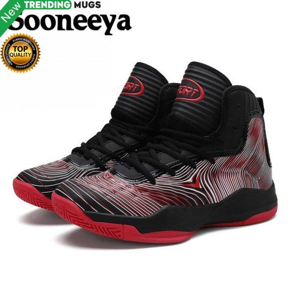 Sooneeya Colorful Striped High Top Sneakers Men Walking Shoe Men Shoes & Sneaker