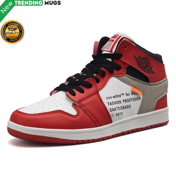High Top Jordan Basketball Shoes For Men Women Trendy Light Breathable Sneakers Damping Sports Shoes Athletic Mens Air Shoes Shoes & Sneaker