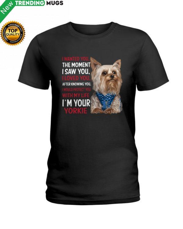 Yorkie Wanted Shirt, Hoodie Apparel