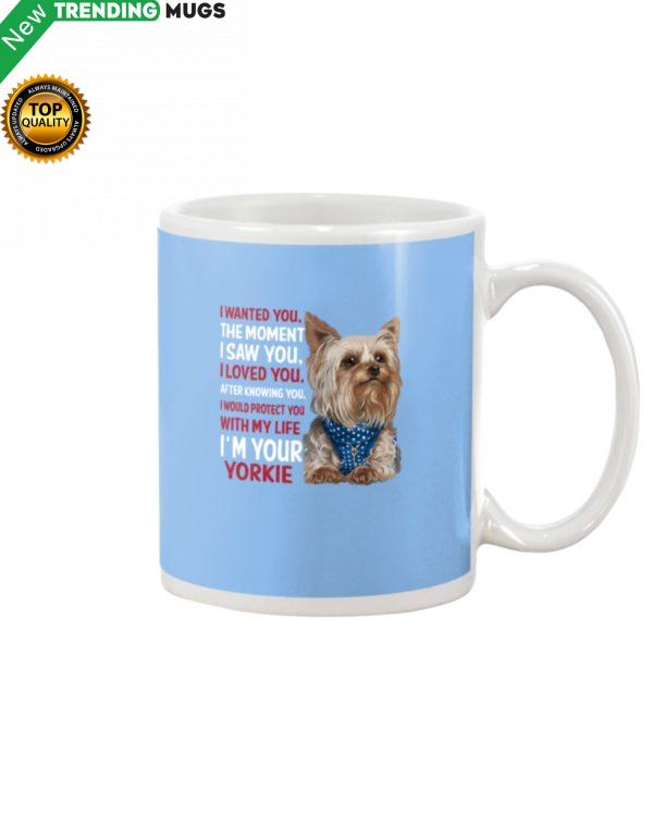 Yorkie Wanted Mug Apparel