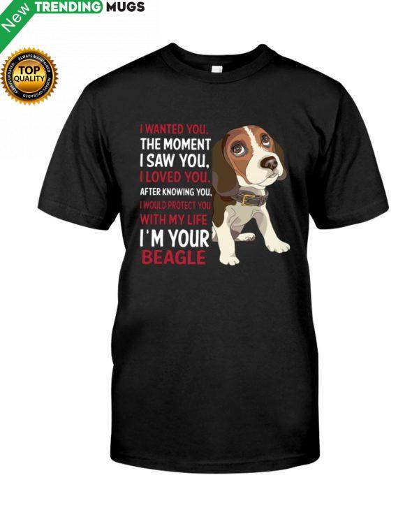 Beagle Wanted Shirt Apparel