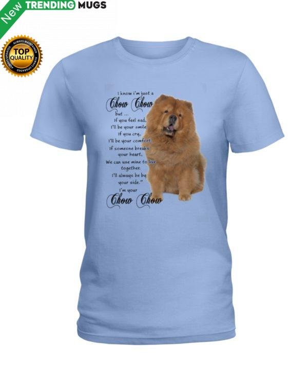 Chow Chow Together Classic T Shirt Apparel