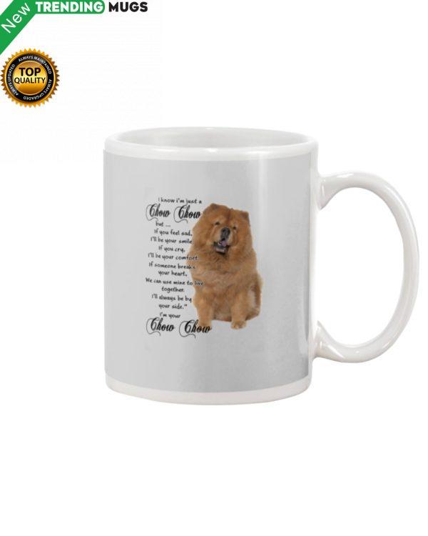 Chow Chow Together Mug Apparel