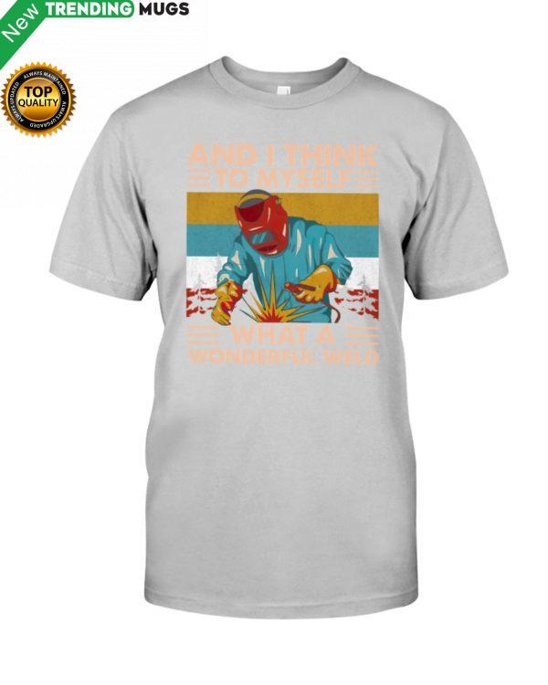 Welder Classic T Shirt Apparel