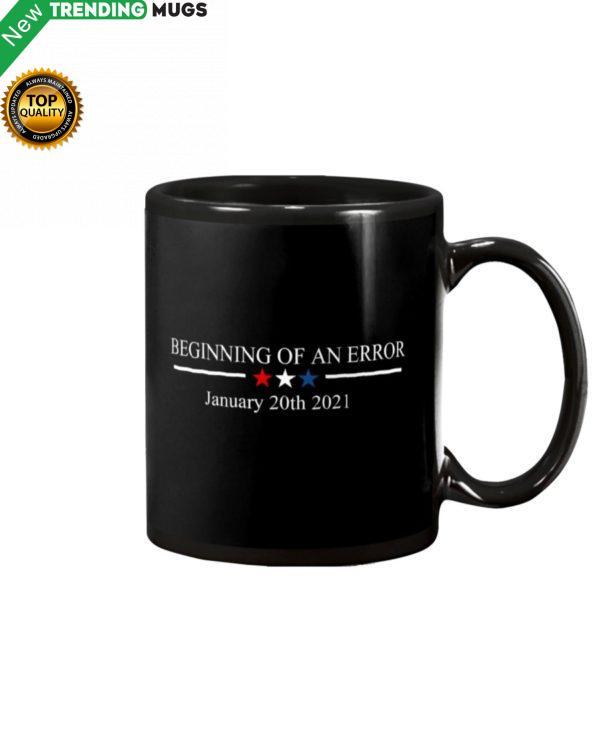 Beginning Of An Error Mug Apparel