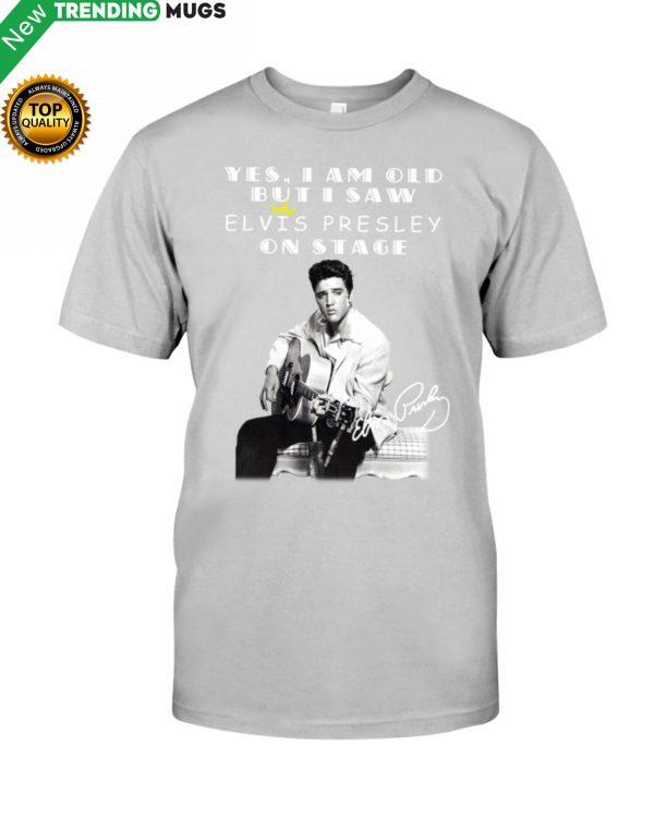 ELVIS PRESLEY Classic T Shirt Apparel