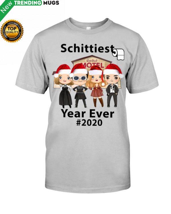 Schittiest Year Ever 2020 Shirt Jisubin Apparel