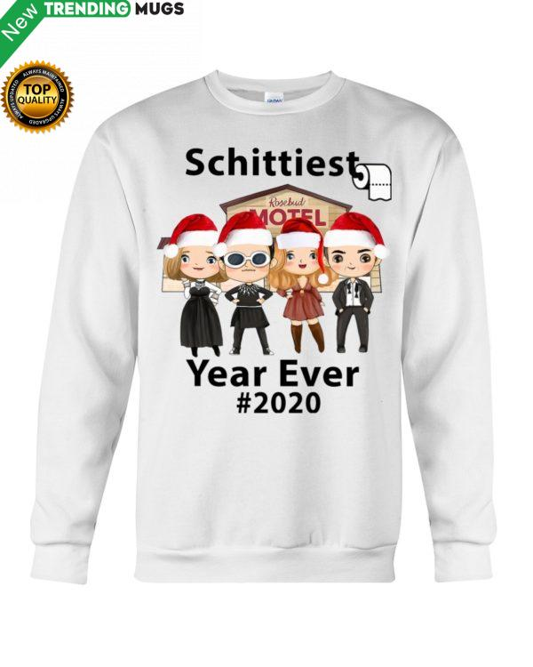 Schittiest Year Ever 2020 Shirt Jisubin Apparel