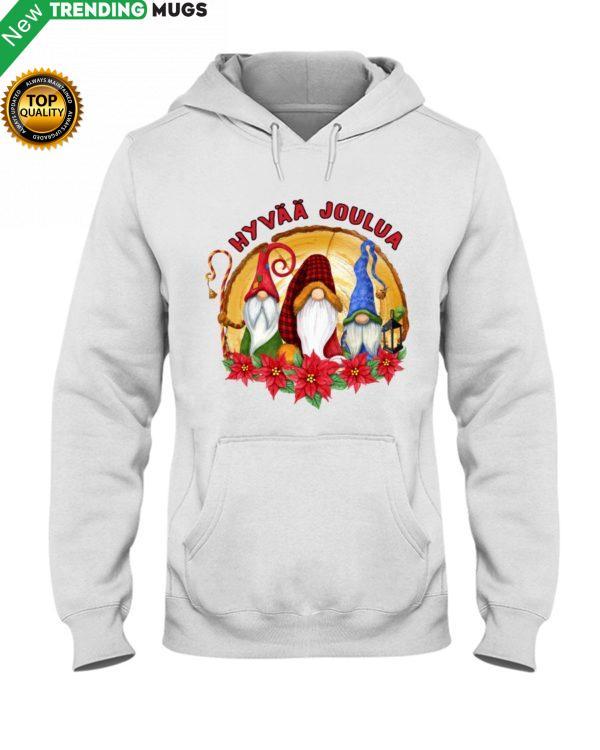 FINNISH CHRISTMAS HYVAA JOULUA TONTTU Shirt, Hoodie Apparel