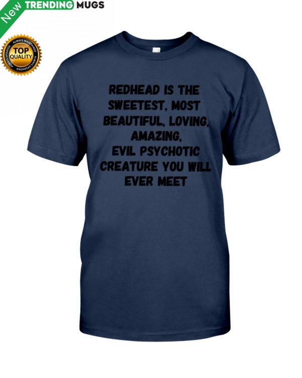 REDHAD IS THE SWEETEST MOST BEAUTIFUL Shirt, Hoodie Apparel