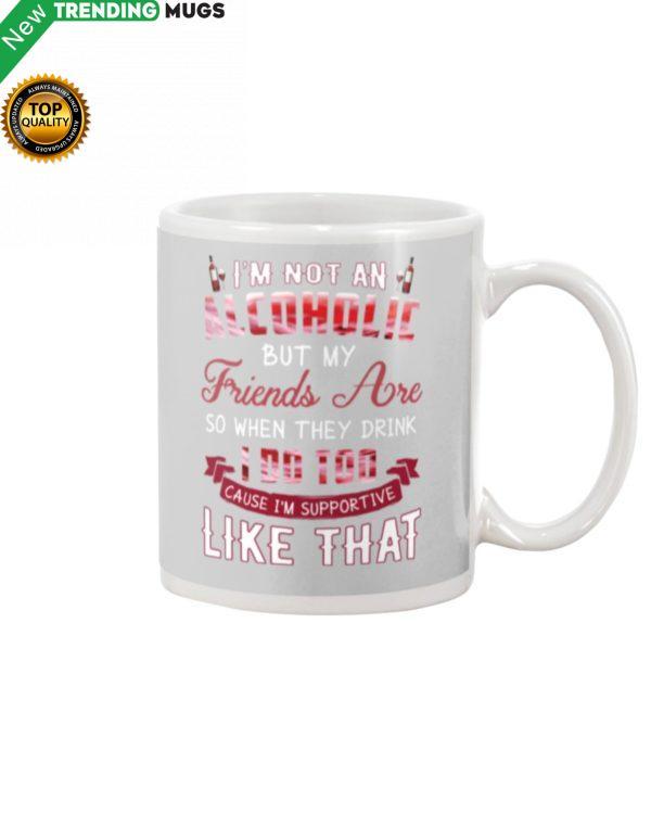I'm Not An Alcoholic 2 Mug Apparel