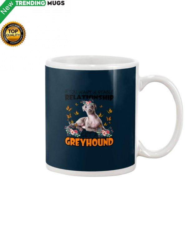 Greyhound Relationship Mug Apparel