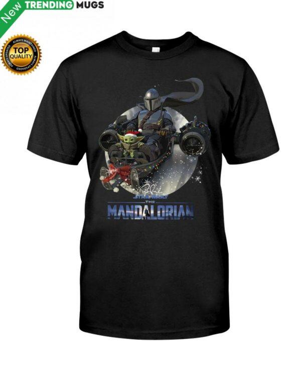 Mandalorian Shirt Apparel