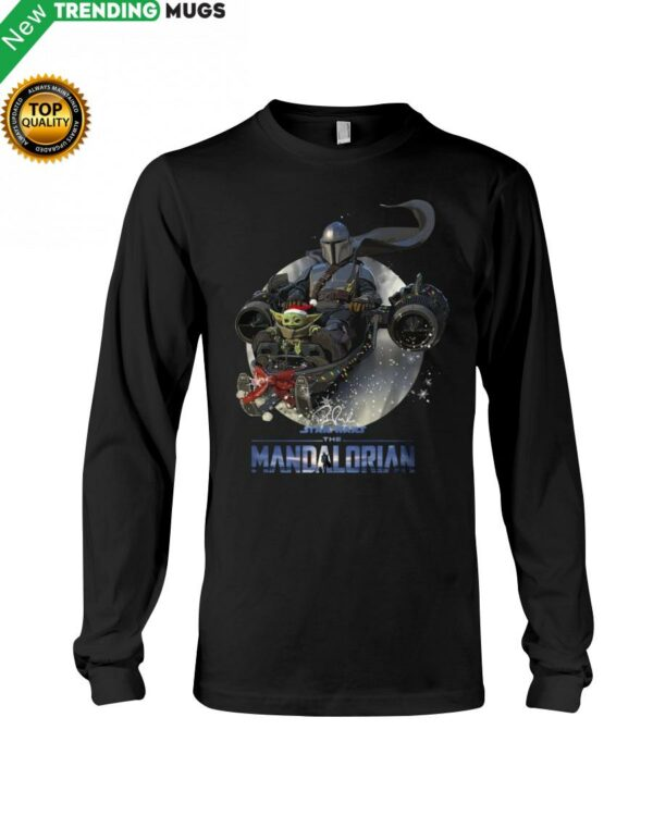 Mandalorian Hooded Sweatshirt Apparel