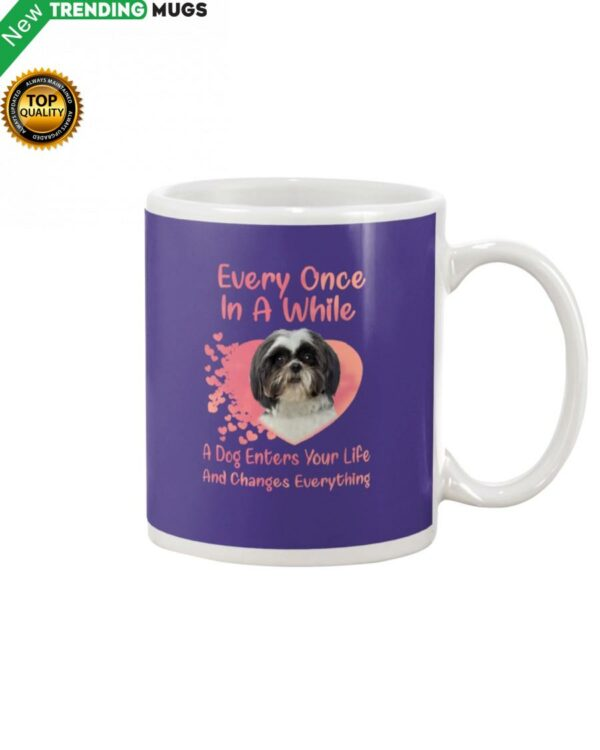 Shih Tzu Heart Mug Apparel